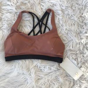 lululemon athletica Intimates & Sleepwear - NEW • Lululemon • Free To Be Serene Sports Bra 8